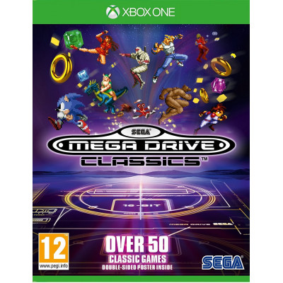 SEGA Mega Drive Classics [Xbox One, английская версия]
