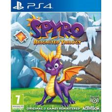 Spyro Reignited Trilogy [PS4, русская версия]