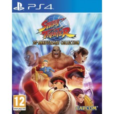 Street Fighter 30th Anniversary Collection [PS4, русская документация]