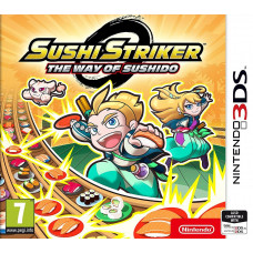 Sushi Striker: The Way of Sushido [3DS, английская версия]