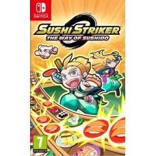 Sushi Striker: The Way of Sushido [NS, английская версия]