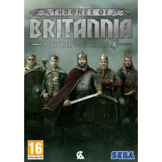 Total War Saga: Thrones of Britannia [PC, русская версия]