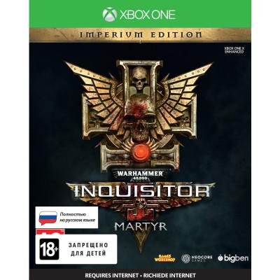 Warhammer 40,000: Inquisitor - Martyr. Imperium Edition [Xbox One, русская версия]