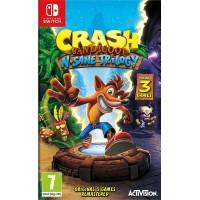 Crash Bandicoot N'sane Trilogy [NS, английская версия]