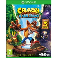 Crash Bandicoot N'sane Trilogy [Xbox One, английская версия]