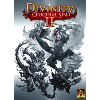 Divinity: Original Sin II [Xbox One, русские субтитры]