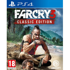 Far Cry 3. Classic Edition [PS4, русская версия]