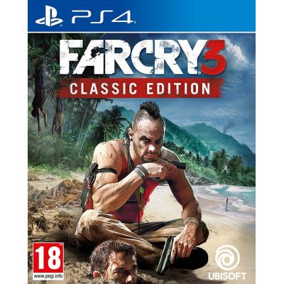 Игра для PlayStation 4 Far Cry 3. ClassicEdition