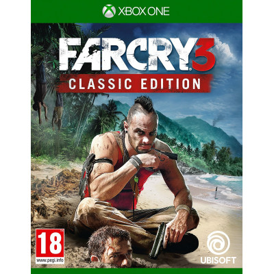 Far Cry 3. Classic Edition [Xbox One, русская версия]