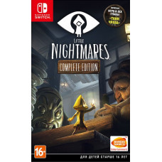 Little Nightmares. Complete Edition [NS, русские субтитры]