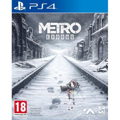 Metro Exodus [PS4, русская версия]