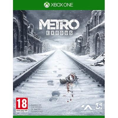 Metro Exodus [Xbox One, русская версия]