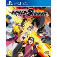 Naruto to Boruto Shinobi Striker [PS4, русские субтитры]