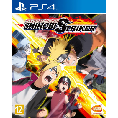 Игра для PlayStation 4 Naruto to Boruto: Shinobi Striker (русские субтитры)