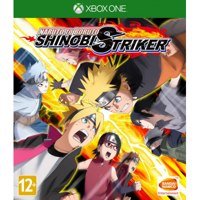 Игра для Xbox One Naruto to Boruto: Shinobi Striker
