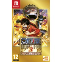One Piece Pirate Warriors 3. Deluxe Edition [NS, английская версия]