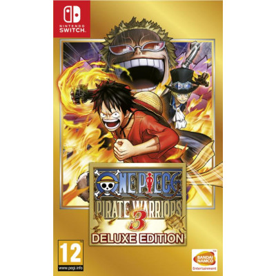 One Piece Pirate Warriors 3. Deluxe Edition [NS, английская версия]
