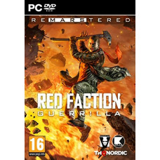 Red Faction Guerrilla. Re-Mars-tered [PC, русская версия]