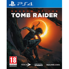 Shadow of the Tomb Raider [PS4, русская версия]