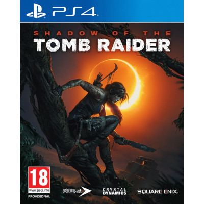 Игра для PlayStation 4 Shadow of the Tomb Raider (русская версия)