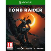 Shadow of the Tomb Raider [Xbox One, русская версия]