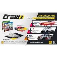 The Crew 2. Deluxe Edition [Xbox One, русская версия]