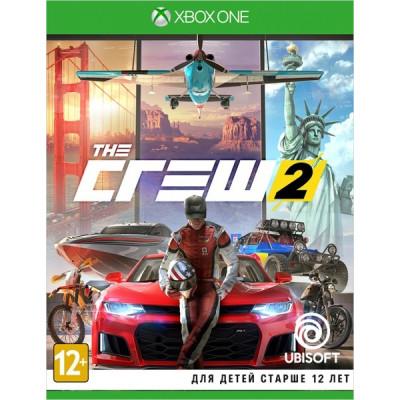 The Crew 2 [Xbox One, русская версия]