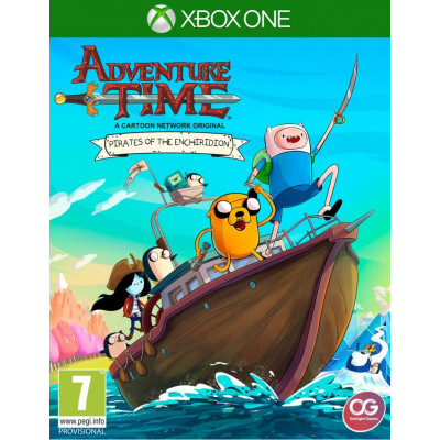 Adventure Time: Pirates of the Enchiridion [Xbox One, английская версия]