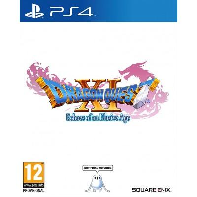 Dragon Quest XI: Echoes Of An Elusive Age [PS4, английская версия]