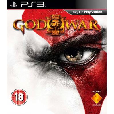 Игра для PlayStation 3 God of War III (европейская версия)