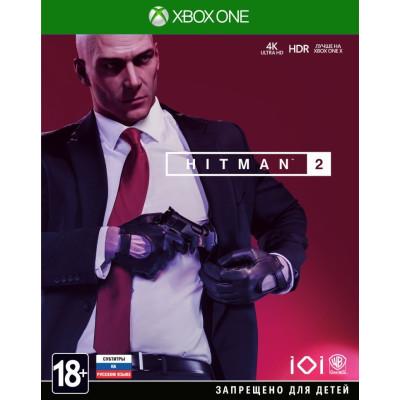 Hitman 2 [Xbox One, русские субтитры]