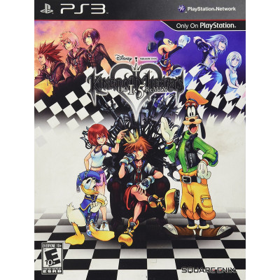 Kingdom Hearts HD 1.5 ReMIX. Limited Edition [PS3, английская версия]