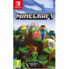 Minecraft: Nintendo Switch Edition [NS, русская версия]