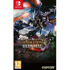 Monster Hunter Generations Ultimate [NS, английская версия]