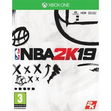 NBA 2K19 [Xbox One, английская версия]