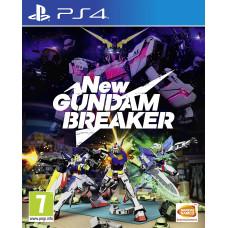 New Gundam Breaker [PS4, английская версия]