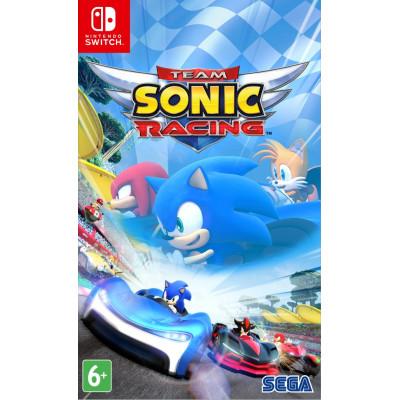 Team Sonic Racing [NS, английская версия]