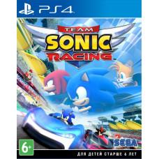 Team Sonic Racing [PS4, английская версия]