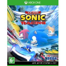 Team Sonic Racing [Xbox One, английская версия]