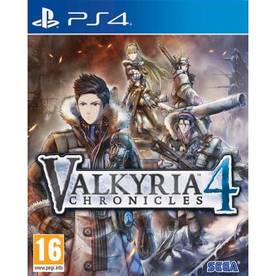 Valkyria Chronicles 4 [PS4, английская версия]