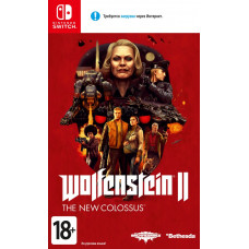 Wolfenstein II: The New Colossus [NS, русская версия]