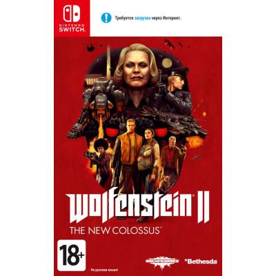 Wolfenstein II: The New Colossus [NS, русская версия]