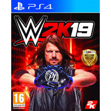 WWE 2K19 [PS4, английская версия]
