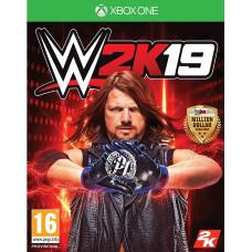 WWE 2K19 [Xbox One, английская версия]