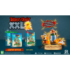Asterix and Obelix XXL2. Limited edition [Xbox One, русские субтитры]