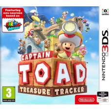 Captain Toad: Treasure Tracker [3DS, английская версия]