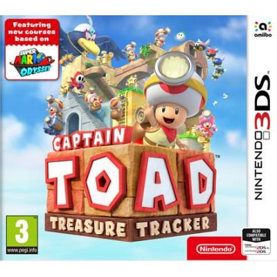 Игра для Nintendo 3DS Captain Toad: Treasure Tracker (английская версия)