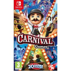 Carnival Games [NS, английская версия]