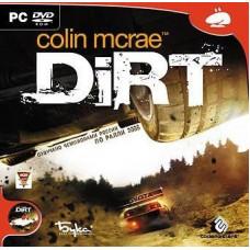Colin McRae DiRT [PC, Jewel, русская версия]