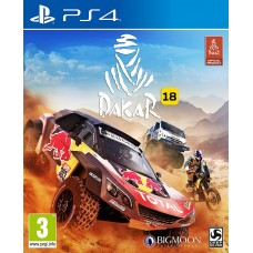 Dakar 18 [PS4, английская версия]